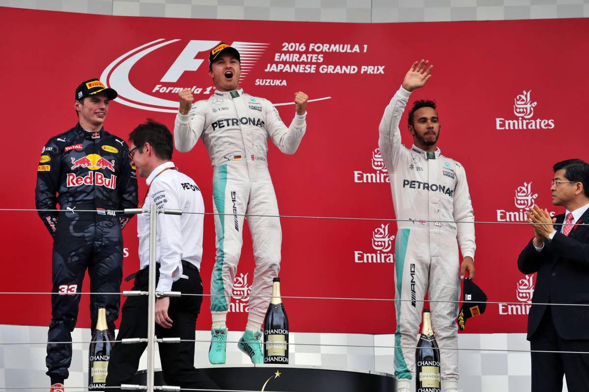 2016年F1第17戦日本GP