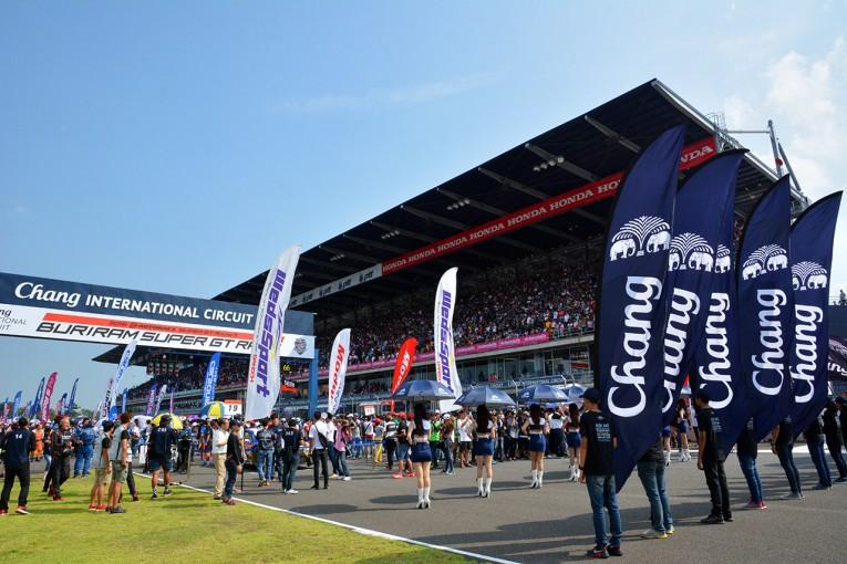スーパーGT | タイでのスーパーGT開催は2017〜18年の2年間契約延長。インフラ整備をアピール