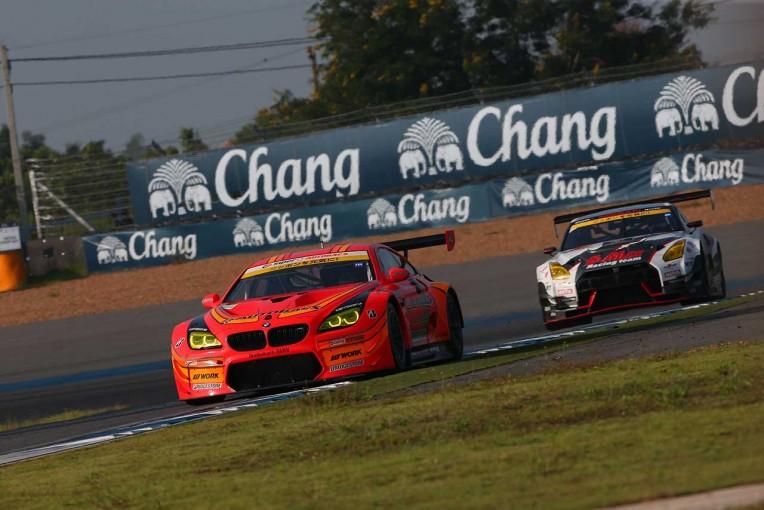 スーパーGT | ARTA BMW M6 GT3 スーパーGT第7戦タイ 決勝レポート