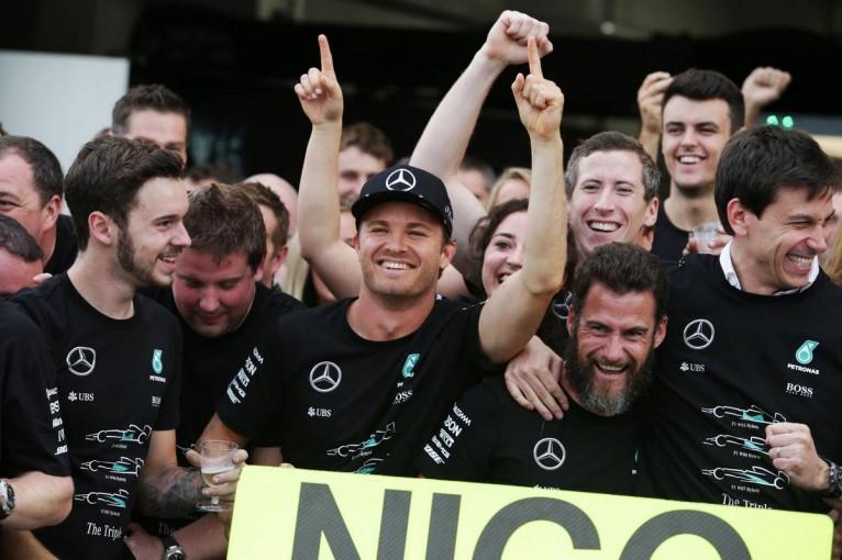 F1 | 今宮純のF1決勝インプレッション:戴冠したメルセデスの栄光とマクラーレン・ホンダの大敗