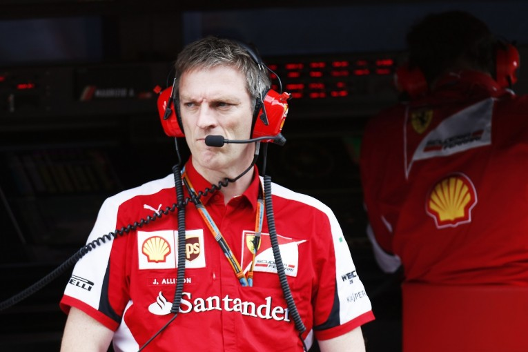 F1   ジェイムズ・アリソンの移籍先に注目集まる。ルノーとは交渉決裂、レッドブルは加入説を否定