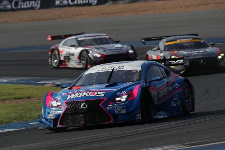 スーパーGT | LEXUS TEAM LEMANS WAKO'S スーパーGT第7戦タイ レースレポート