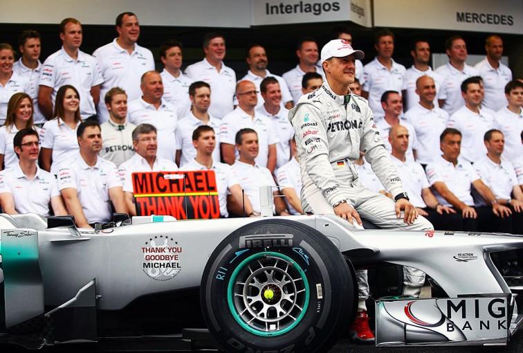 F1 | シューマッハー、F1の一時代を築いた秘蔵コレクションを一般公開へ