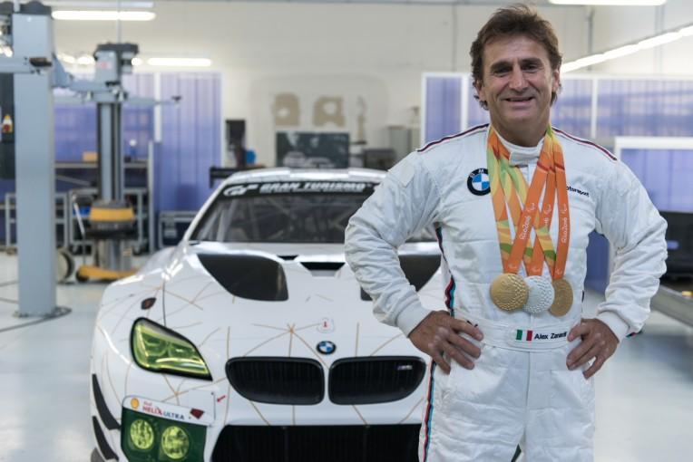 海外レース他   金メダリストのアレックス・ザナルディ、BMW M6 GT3でイタリアGT参戦へ