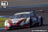 スーパーGT | 31号車TOYOTA PRIUS apr GT スーパーGT第7戦タイ レースレポート