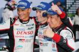 WEC第7戦富士 優勝した6号車トヨタTS050ハイブリッドのマイク・コンウェイ/ステファン・サラザン/小林可夢偉