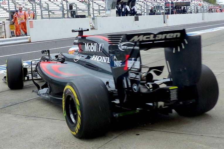 F1 | F1 Topic:入賞を重ねてきたマクラーレン・ホンダが鈴鹿で低迷した理由とは