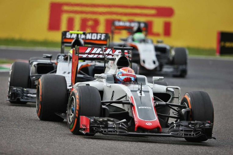 F1   「開幕時のパフォーマンスに戻りつつある」苦境のハースF1に復調の兆し