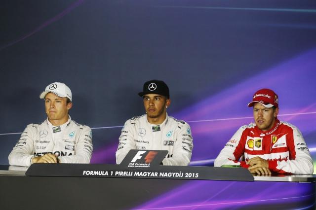 F1 | F1ハンガリーGP、予選トップ10ドライバーコメント