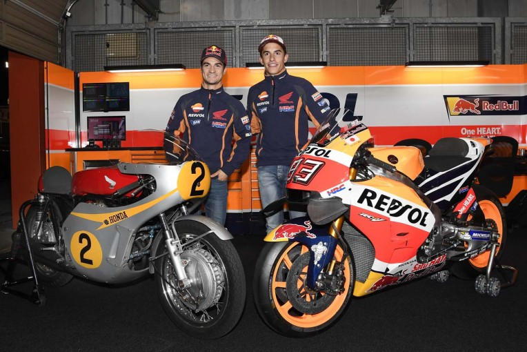 MotoGP | MotoGP:ホンダの最高峰クラス初参戦マシン『RC181』と『RC213V』が会する