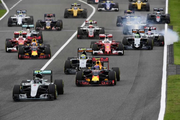 F1 | フジテレビ、2017年もF1全戦を完全生中継