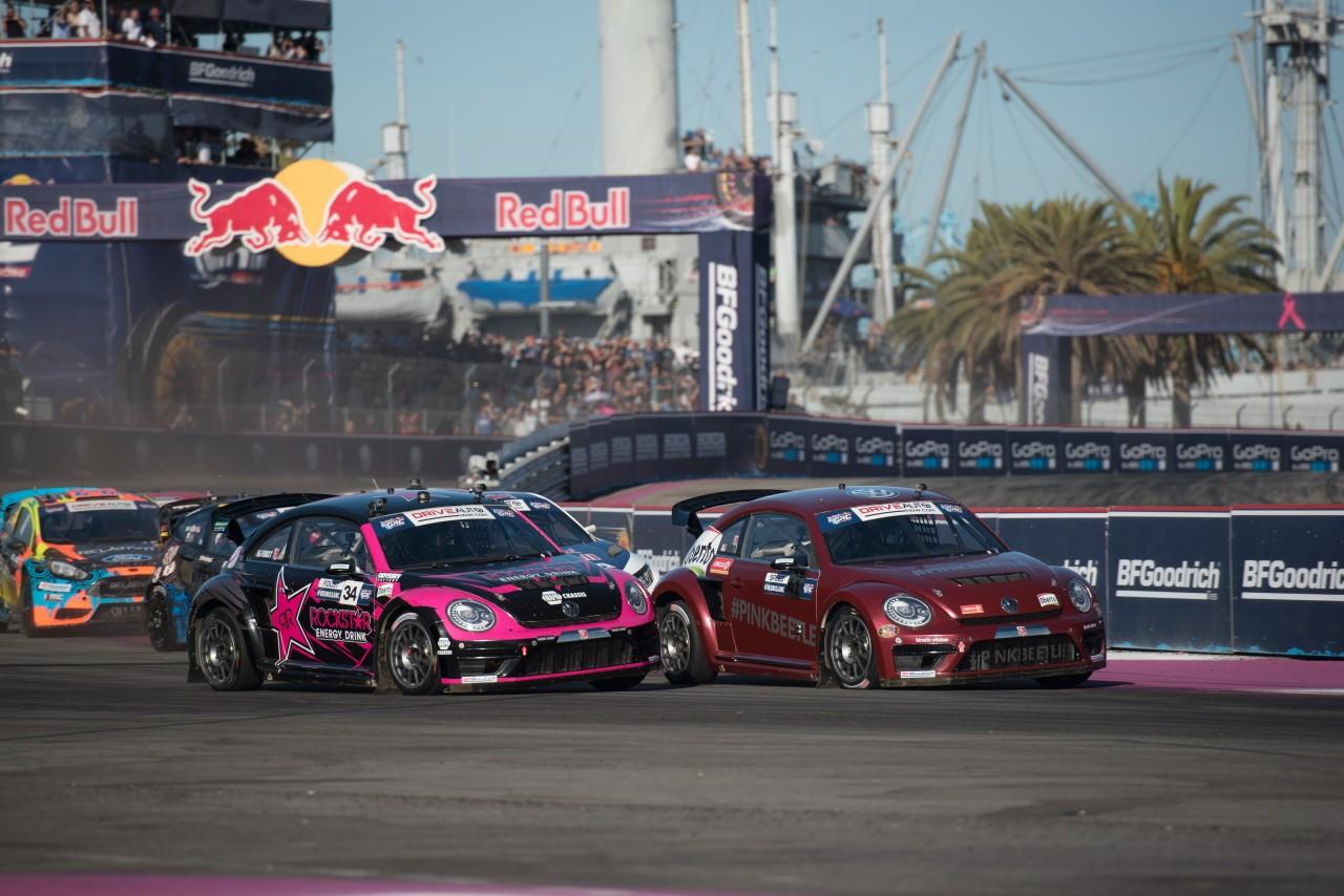GRC:VWビートルのスコット・スピードが大逆転でタイトル2連覇達成