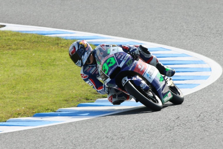 MotoGP | MotoGP日本GP:Moto3 FP2 バスティアニーニが総合トップ。尾野が2位