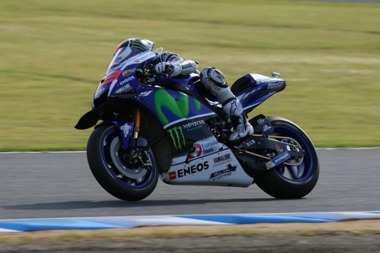 MotoGP | MotoGP日本GP:MotoGP FP2 ロレンソが初日総合トップ