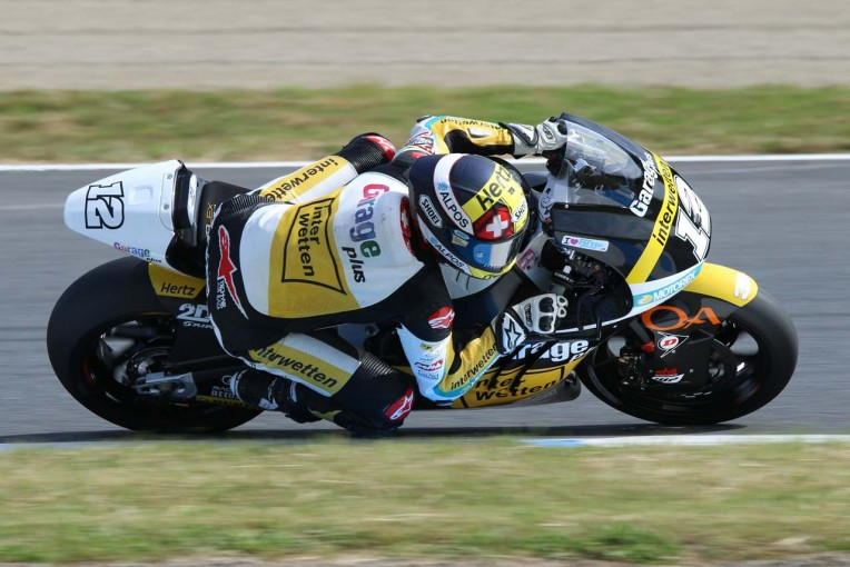 MotoGP   MotoGP日本GP:Moto2 FP2 ルティが初日総合トップに浮上。中上は2位