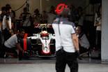 2016年F1第17戦日本GP ハースが2台揃ってQ3進出