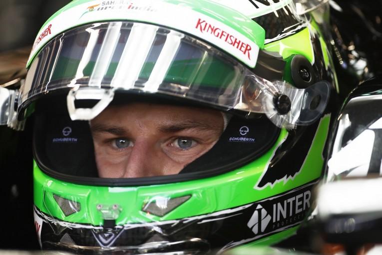 F1 | ルノーF1がヒュルケンベルグとの複数年契約を発表。チームメイトに触れず