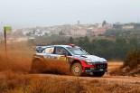 ラリー/WRC | 【順位結果】世界ラリー選手権第11戦スペイン SS7後 暫定結果
