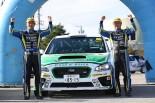 ラリー/WRC | JRC第8戦:勝田の猛追しのぐ。鎌田卓麻、11年ぶりの総合優勝達成