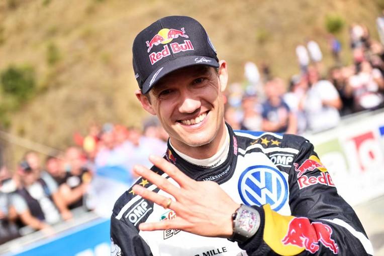 ラリー/WRC | 【正式】WRC王者オジエはMスポーツへ。2017年の契約が発表