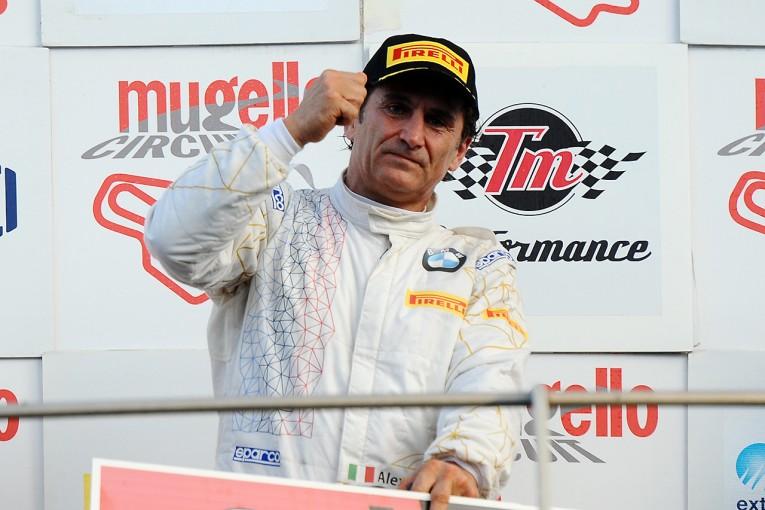 ル・マン/WEC | レース復帰のアレックス・ザナルディ、伊GTムジェロ戦レース2でいきなりの勝利!