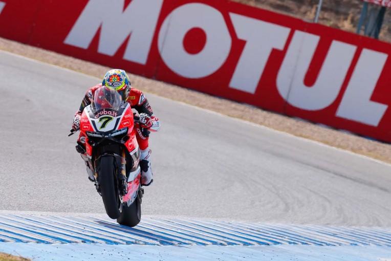 MotoGP | SBK第12戦ヘレス決勝レース2:デイビス圧勝。ライダーのタイトルは次戦に持ち越し