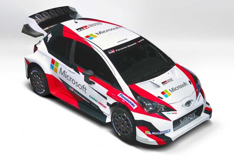 ラリー/WRC   トヨタ、12月13日に2017年WRC参戦体制を発表へ