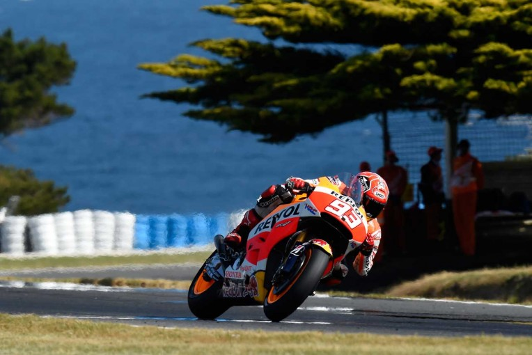 MotoGP | MotoGP第16戦オーストラリアGPプレビュー:タイヤの使い方が勝敗を左右するコース