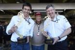 F1 | ロス・ブラウン、メルセデス離脱の真相を明かす「ウォルフ&ラウダへの不信感と跳ね馬からの最高の賛辞」