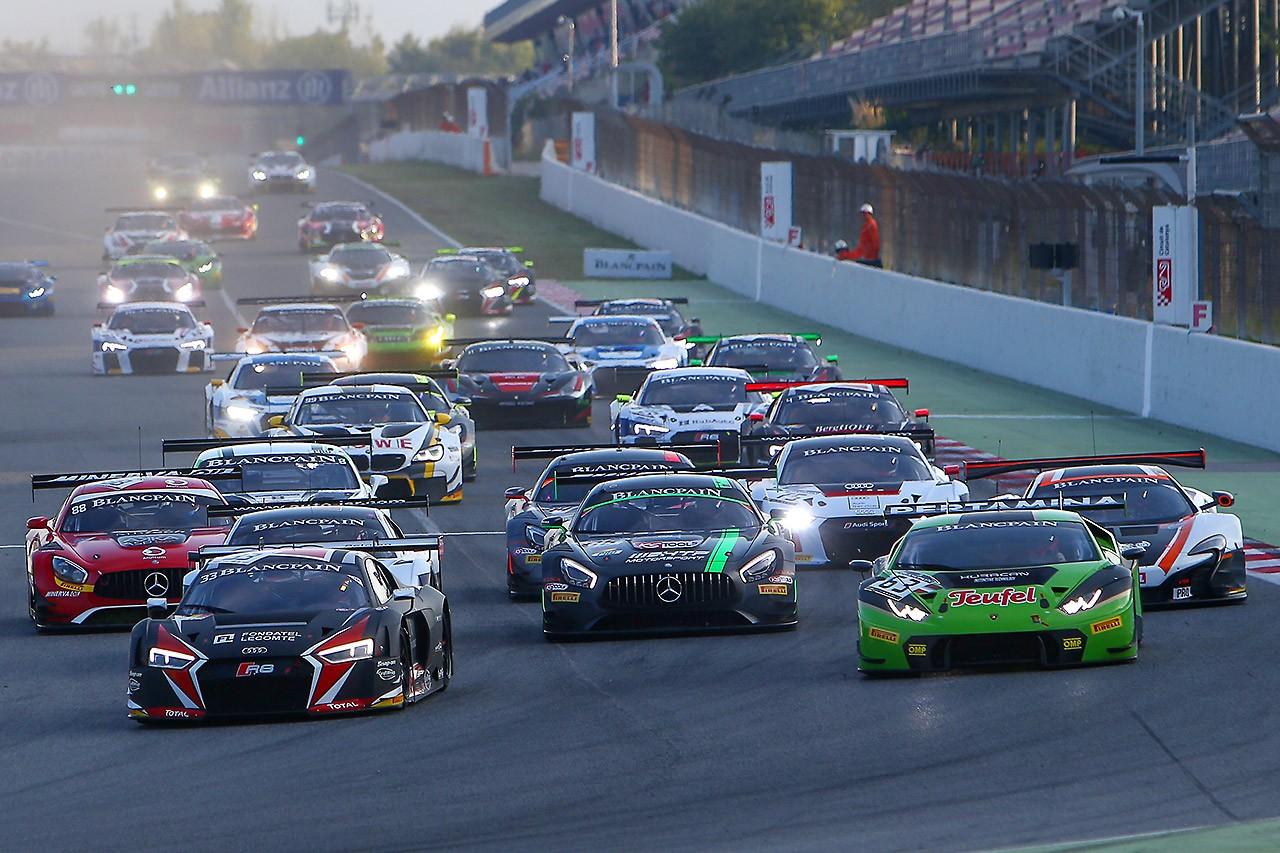 ブランパンGTアジアの概要発表。全6ラウンド×2レースで12戦を開催へ