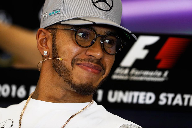 F1アメリカGP会見:スマホ問題で注目のハミルトン、一方「質問されない皆さん、今の退屈度は?」