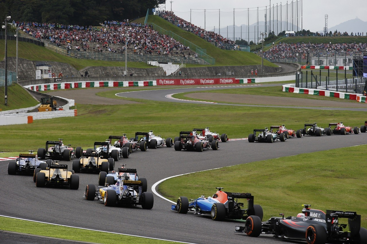 2016年日本GPスタート