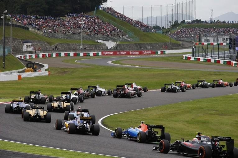 F1 | F1レースのスプリント化案。「アクションのない80分をファンは我慢できない」とバトン