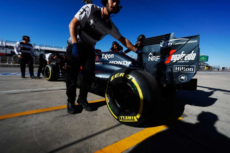 F1 | F1アメリカGP最初のセッションはメルセデス勢がワン・ツー。アロンソは13位