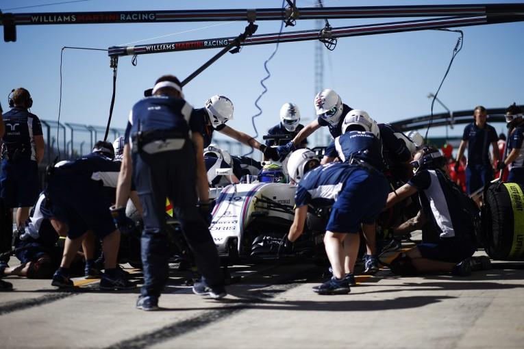 F1   マッサ「予選に課題。フォース・インディアに勝つため分析が必要」:ウイリアムズ F1アメリカGP金曜