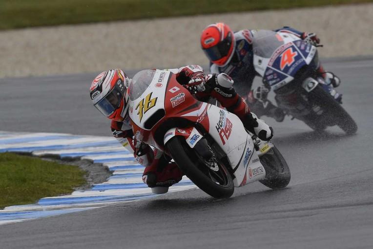 MotoGP | Honda MotoGP第16戦オーストラリアGP Moto3クラス初日レポート