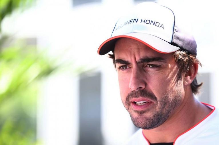 F1 | マクラーレン・ホンダF1のアロンソ「2017年タイヤのテスト不参加はハンデに」