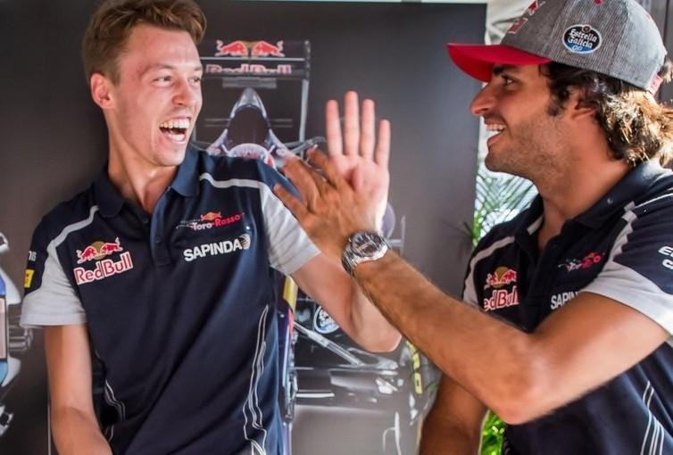 F1 | 正式発表:「クビアトに手を出すな! ふたりはどこにも行かない!」トロロッソ、ライバルにペア継続を宣言