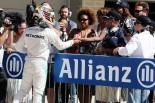 F1 | ハミルトン、COTAで初PP「1コーナーをやっとマスター。スタートも対策済み」:メルセデス アメリカGP土曜
