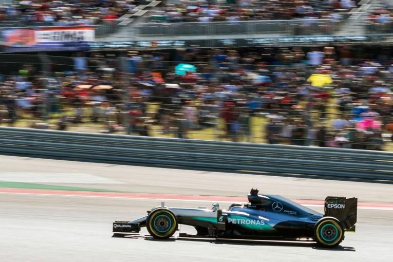 F1   動画:ルイス・ハミルトン(メルセデス)の予選Q3オンボード映像/F1第18戦アメリカGP