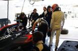 F1 | バトン、Q1で敗退「また戦略でミス。ソフトのギャンブルも失敗」:マクラーレン・ホンダ F1アメリカGP土曜