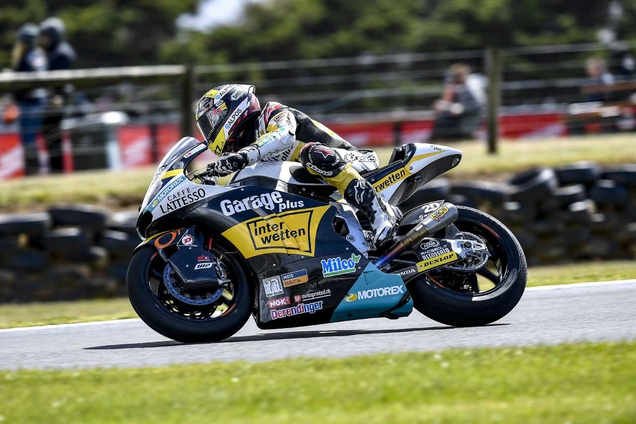 Honda MotoGP第16戦オーストラリアGP Moto2クラス予選日レポート