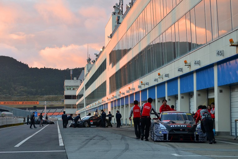 スーパーGT | 4月17〜18日にオートポリスでスーパーGTタイヤテスト開催。観覧も可能