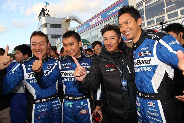 国内レース他   S耐第5戦:KONDO RACING初の栄冠。24号車GT-Rが連勝で王座獲得