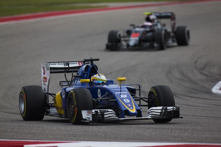 F1   エリクソン「1回ストップで入賞を狙ったが届かず」:ザウバー F1アメリカGP日曜