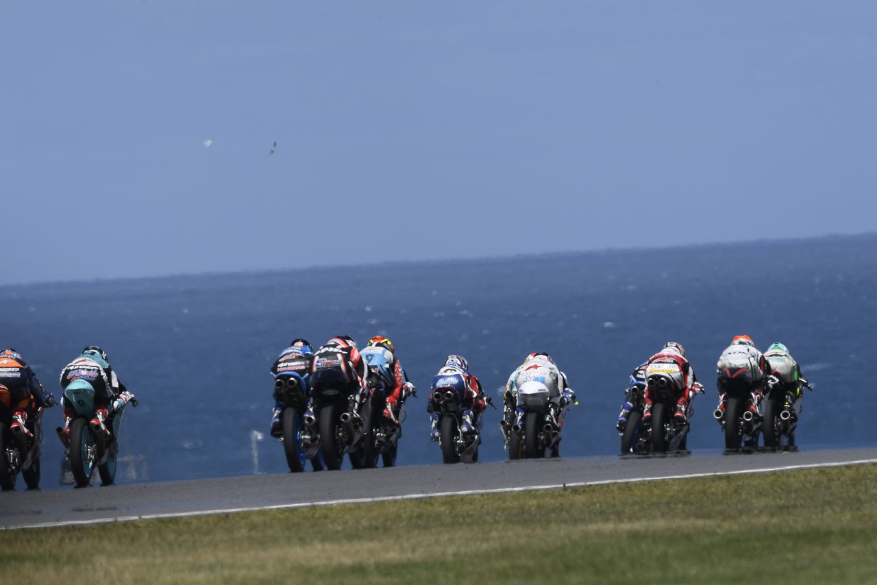 Honda MotoGP第16戦オーストラリアGP Moto3クラス決勝日レポート