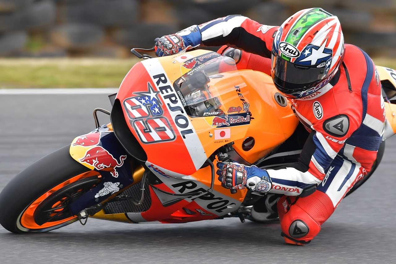 Honda MotoGP第16戦オーストラリアGP MotoGPクラス決勝日レポート