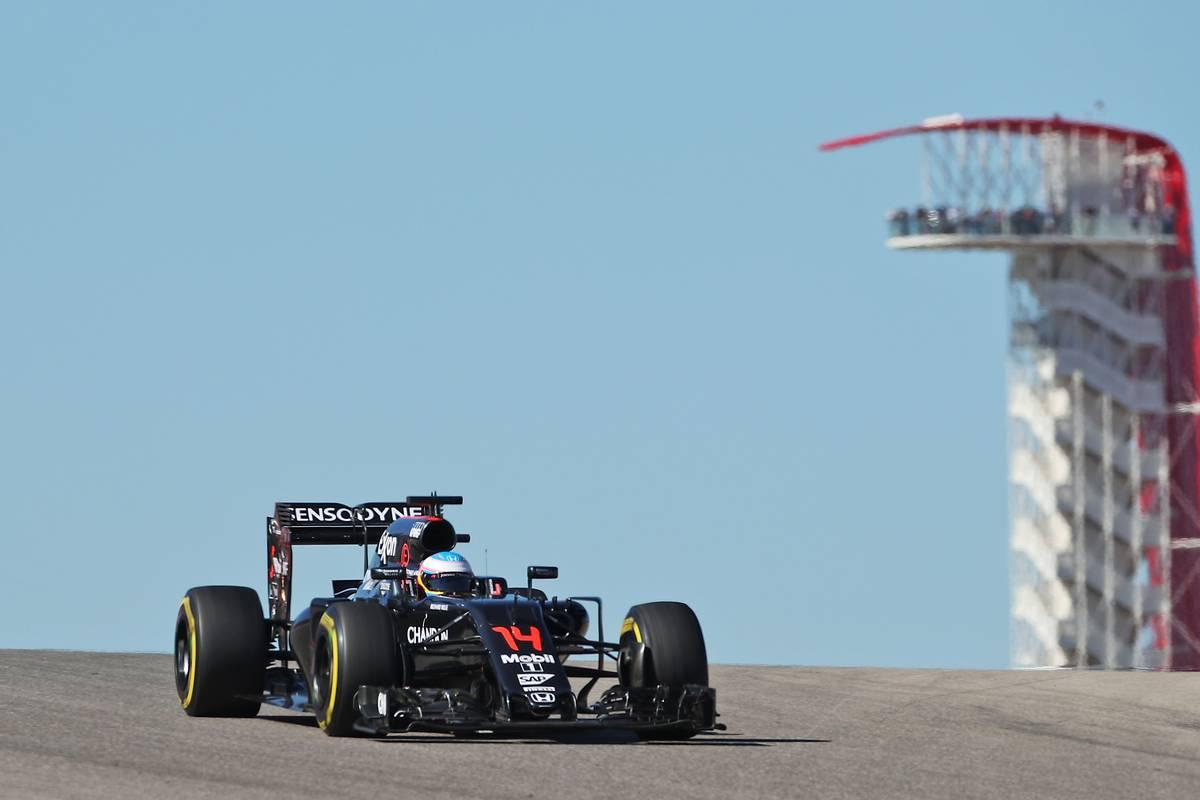 F1アメリカGP 決勝トップ10ドライバーコメント