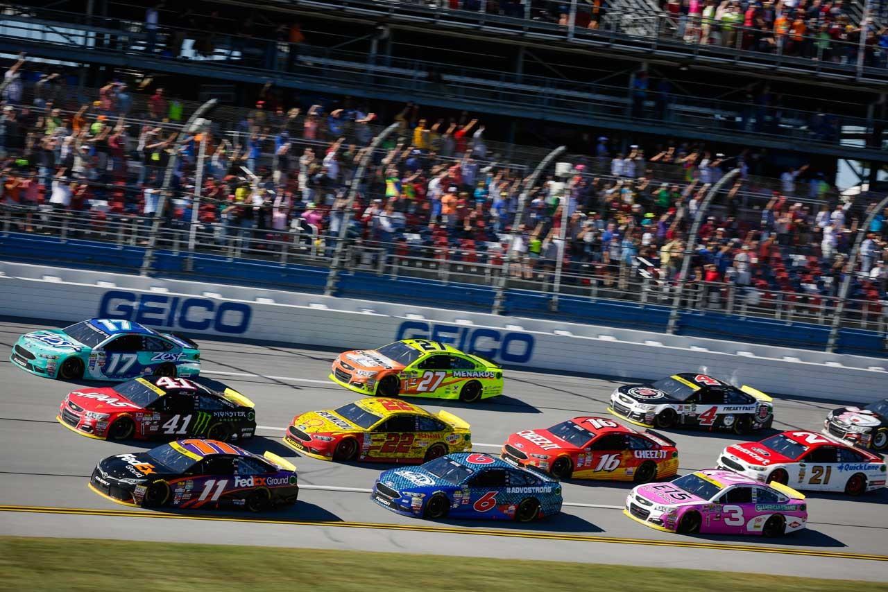 TOYOTA GAZOO Racing NASCARタラデガ レースレポート