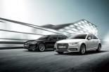 クルマ | アウディA4に新型エンジン搭載モデル追加。450台の限定車も同時発売